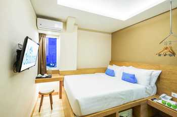Desatu Hotel Medan - Deluxe Queen Room Only Regular Plan