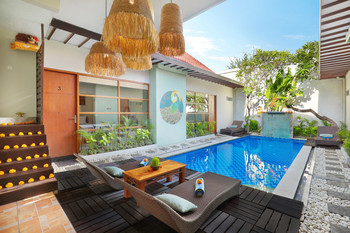The Vie Villa Bali - 5 Bedroom Villa with Private Pool (Breakfast Included) Regular Plan