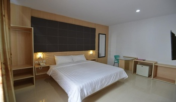 T-One Hotel Jambi Jambi - Deluxe Room Regular Plan
