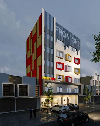 Front One Budget Malang by Azana