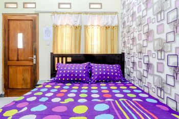 Thalita Homestay Malang - Standard Double Room Only FC MS2N 27%