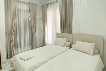 Guest House Lampriet Banda Aceh - Twin Room Basic Deal