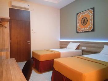 Wisma Sejahtera Magelang Magelang - Standard Twin Room Breakfast Regular Plan
