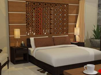 Svarna Suite Seminyak Bali - Suite Deluxe Room Only Regular Plan