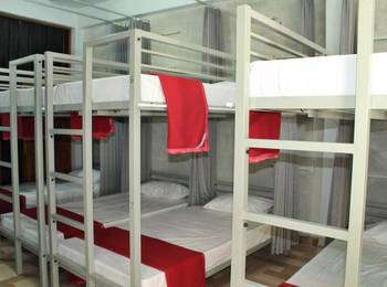 Sayang Maha Mertha Hotel Bali - 12 Bed Mix Dormitory Regular Plan