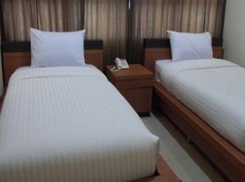 Wahana Inn Hotel Singkawang - Standard Twin Room Regular Plan