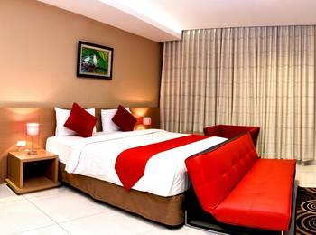 Sweet Karina Hotel Bandung - Suite Room With Breakfast Regular Plan
