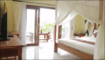 Doni House & Villa  Bali - Standard Room with Balcony Regular Plan