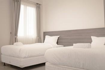 The Radiant Center Tangerang Selatan - Junior Suite Twinbed (Room Only) Regular Plan