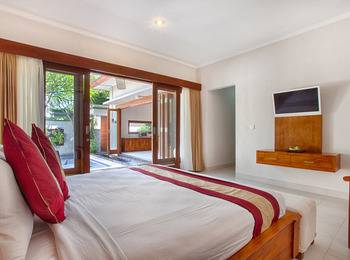 Villa Tukad Alit Bali - One Bedroom with Pool Basic Deal