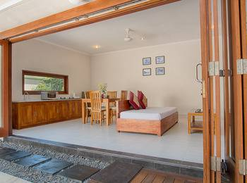 Villa Tukad Alit Bali - One Bedroom with Pool Room Only Pegipegi Bali Special Promotion