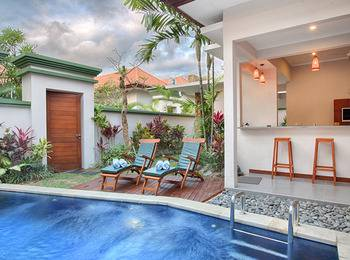 Villa Tukad Alit Bali - Two Bedroom Villa Regular Plan