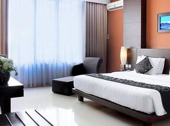 Grand Pacific Hotel Bandung - Suite King Bed Regular Plan