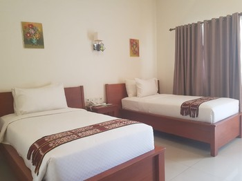 Rilo Homestay Manggarai Barat - Superior Twin Room Only FC Special Deal
