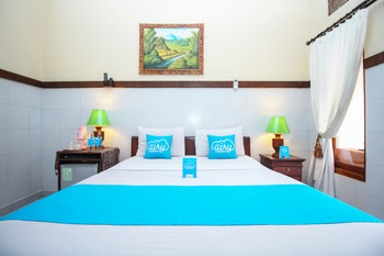 Airy Eco Legian Lebak Bene Kuta Bali - Deluxe Double Room Only Regular Plan