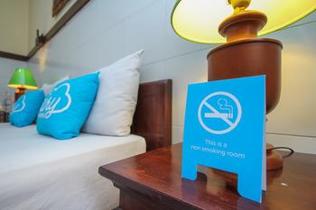 Airy Eco Legian Lebak Bene Kuta Bali - Deluxe Double Room with Breakfast Special Promo Jan 5