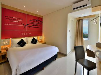 Zodiak Kebonjati by KAGUM Hotels Bandung - Superior King Room Only Regular Plan