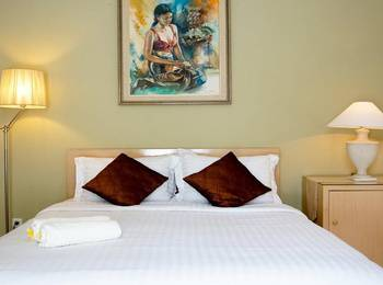 Topaz Guest House Cilandak Jakarta - Deluxe Double - Room Only Best Deal 30% Off