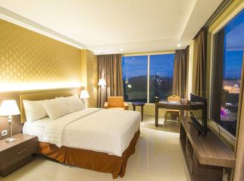 Grand Arabia Hotel Banda Aceh - Grand Deluxe Double Regular Plan