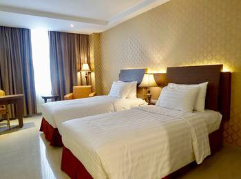Grand Arabia Hotel Banda Aceh - Grand Deluxe Twin Regular Plan