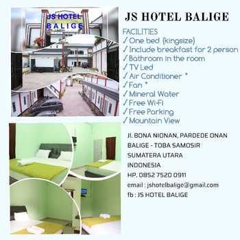 JS Hotel Balige