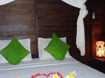 Mosaix Gili Bungalows Lombok - Bungalow With AC Regular Plan