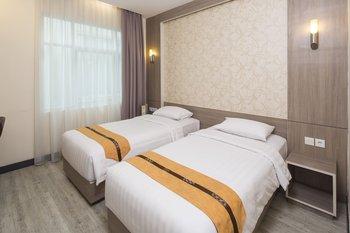 Oria Hotel Jakarta - Deluxe 2 Tempat Tidur Terpisah Regular Plan