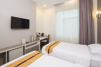 Oria Hotel Jakarta - Superior Twin Room Only Regular Plan