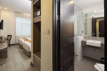 Oria Hotel Jakarta - Superior 2 Tempat Tidur terpisah Regular Plan