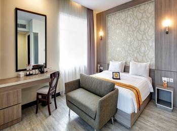 Oria Hotel Jakarta - Junior Suite Regular Plan