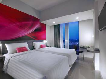 favehotel Pekanbaru Pekanbaru - Standard Room Only Regular Plan