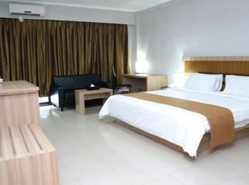 Hotel Kapuas Palace Pontianak Pontianak - Deluxe Room Regular Plan