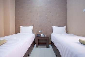 Great Star Homestay Malang - Twin Room Regular Plan