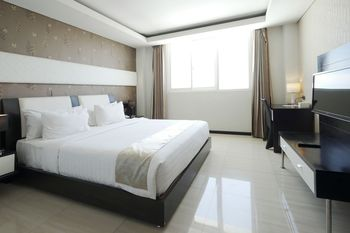 Princess Keisha Hotel & Convention Center Syariah Bali - Standard Double Room Regular Plan