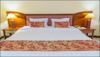 Surya Transera Beach Hotel Pangandaran Pangandaran - Deluxe Double Bed Regular Plan