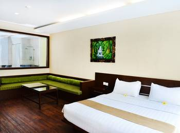 Devata Suites and Residence Bali - Superior Suite Pool View Room Only LUXURY - Pegipegi Promotion