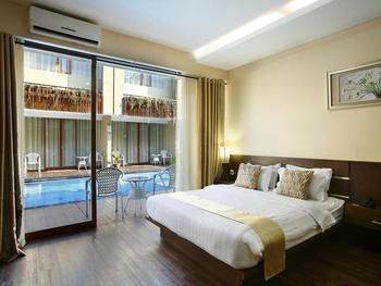 Devata Suites and Residence Bali - Pool Access Suite - Room Only Regular Plan