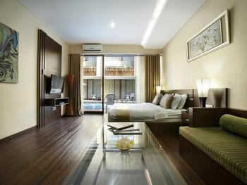 Devata Suites and Residence Bali - Family Suite - Room Only Regular Plan