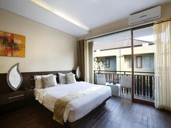 Devata Suites and Residence Bali - Balcony Suite - Room Only Regular Plan