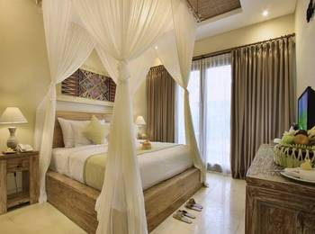 The Alena Resort Bali - Deluxe Double Room - Non Refund Regular Plan
