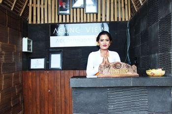 Agung View Villa Nusa Penida Bali - Apartment Kayu with Sea View Non Refundable