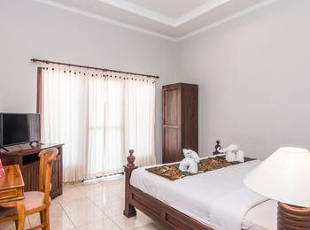 ZenRooms Ubud Bisma 1 - Double Room (Room Only) Regular Plan