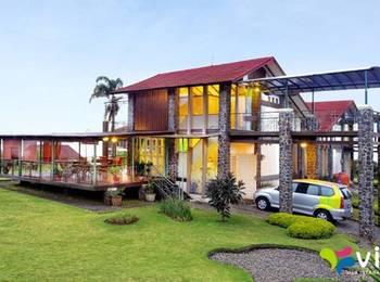 Villa Alium Istana Bunga - Lembang Bandung