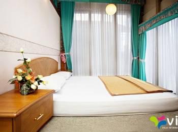 Villa Alium Istana Bunga Lembang Bandung - 3 Bedrooms Villa Regular Plan