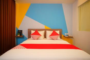 Capital O 166 Hotel Princess Palembang - Standard Double Room Regular Plan