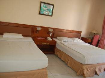 Rinjani Hotel Semarang - Executive Twin Room Regular Plan