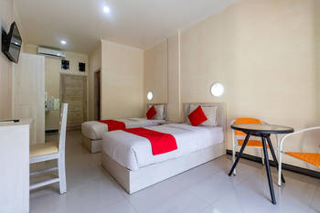 Tirai Bambu Jimbaran Bali - Deluxe Twin Room Only Getaway Deal - 39%