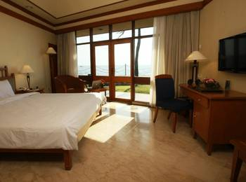 Makassar Golden Hotel Makassar - Cottage Sea View Regular Plan