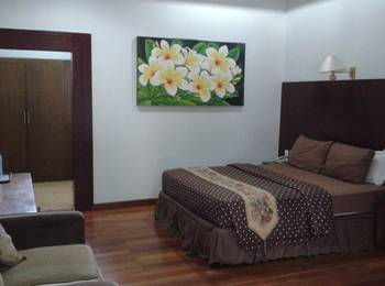 Pesona Enasa Merak Hotel Cilegon - Grand Suite Room Regular Plan