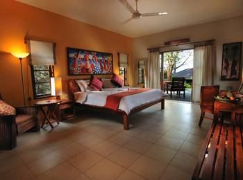 Hotel Cocotinos Sekotong Lombok - 2 Bedroom Rinjani Villa With Plunge Pool & Jacuzzi Regular Plan